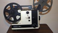 Projecteur super 8mm Eumig 624D